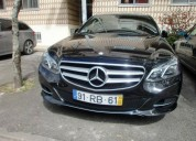 Mercedes-benz e 220 avangard cx7