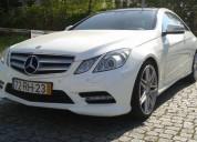 Mercedes-benz e 220 coupé amg