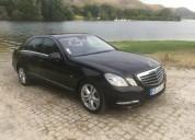 Mercedes-benz e 250 avantgard