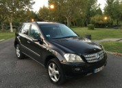 Mercedes-benz ml 320 320 cdi 4 matic