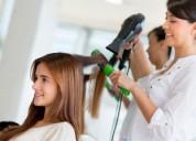 Curso de cabeleireiro unisexo