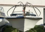 Embarcacao de recreio com volvo penta 146 hp en castro marim
