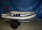 Bote 230 qboat en Águeda