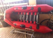 Barco pneumatico zodiac bombard 2 en setúbal