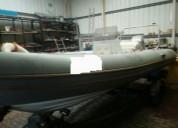 Barco semi rigido en matosinhos