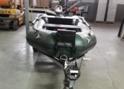 barco ideal para pesca en guimarães