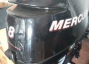 Barco 3 50 mt com motor mercury 8 hp 4 tempos motor electrico atrelad en sintra