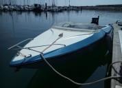 Barco 4m com yamaha en sintra