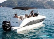 Barco quicksilver 805 sundeck como novo ou troca por veleiro en sesimbra