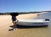 Barco quicksilver en alcobaça