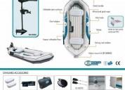 barco insuflavel com motor eletrico en lisboa