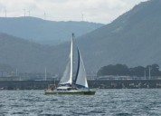 Catamaran flica 34 richard woods en seixal