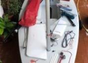 barco laser radial completo roupa de velejador en funchal