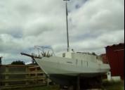 Barco veleiro en alenquer