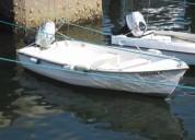 Barco com poita em olhao en olhão
