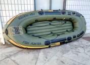 Barco insuflavel sevylor 3 20m en vila nova de gaia