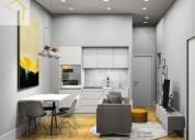 T1 1 de excelencia de arrendamento local 56 m² m2