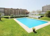 Apartamento t2 com piscina court de tenis em matosinhos sul 115 m² m2