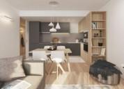 apartamento t1 c terraco e 2 lugares de garagem 58 m² m2