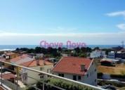 T3 duplex com terraco e fantasticas vistas sobre o mar ar 00543 mr 133 m² m2