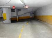 Estacionamento centro da cidade 3 pisos 193 lugares rentabilidade en são joão da madeira