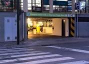 Estacionamento centro comercial fontedeira en portalegre