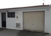 Garagem com espaco anexo e casa de banho ideal para pequeno negocio en aveiro