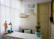 Gabinete em picoas centro de lisboa para alugar 25 m2