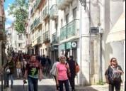 Loja em alfama na rua dos remedios remodelada com 90 m2 en lisboa