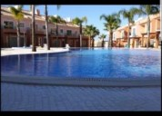 T2 duplex condominio fechado com piscina albufeira