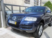 Vw touareg 2.5 tdi top tiptronic  6500 eur