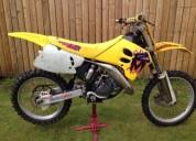 Pecas suzuki rm 125 modelo de 1994 motos