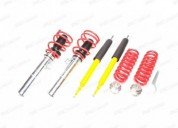 Kit suspensao regulavel coilover bmw serie 1 e82 2004 carros