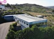 Armazem industrial amarante 1.775 m2