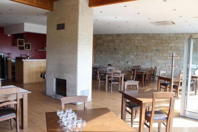 Restaurante Mobilado e Equipado Vouzela Viseu 276 m2