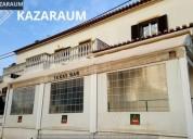 Excelente investimento moradia cafe restaurante 150 m2