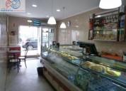 Cafe pastelaria com rendimento 54 m2