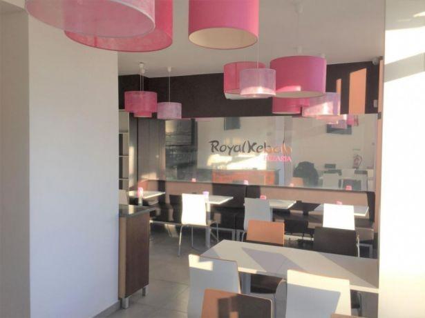 Restaurante Mobilado e Equipado Jugueiros 68 m2