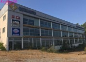 Pavilhao industrial marco de canaveses 2.646 m2