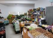 Trespasse frutaria centro de gaia 70 m2