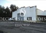 Zona industrial de agueda norte 1.140 m2