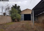 Armazem industrial 220 m2