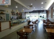 Pastelaria cafetaria c fabrico proprio 207 m2