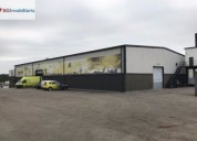 charneca da caparica vende se armazem 1.900 m2