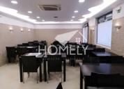 Restaurante na amora 116 m2