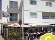 Restaurante unico perto da praia 83 m2