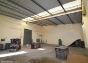 Otimo armazem em zona industrial 3.153,60 m2