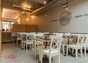 Restaurante garrafeira mercearia jardim constantino 120 m2
