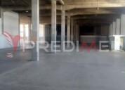 Carnaxide zona industrial armazem com 1.673 m2