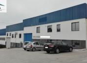 Armazens para comercio ou industria 500 m2